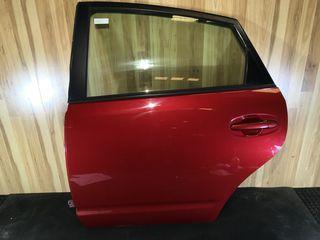 Usa laterala stanga rosie Toyota Prius 20