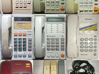 Телефоны Panasonic VEF Vanguard Panaphone АОН