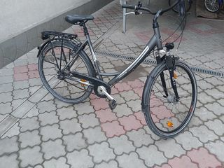 Vind bicicleta pentru maturi importata de la Germania.