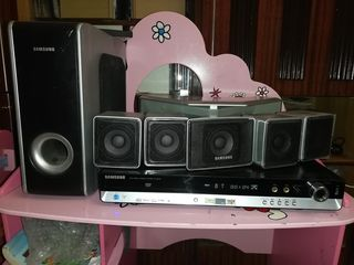 DVD Home theater.Karaoke.AUX.USB.