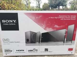 Sony домашний кинотеатр