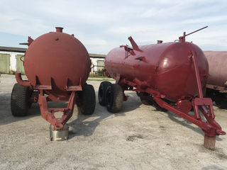 Remorca de ZIL -cisterne 8-10 t