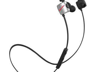 Беспроводные наушники Bluedio TE Sport со встроенным микрофоном