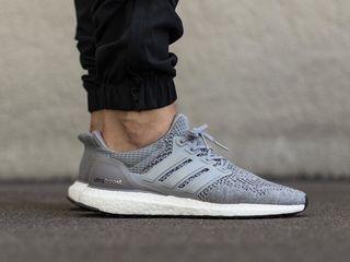 Adidas Ultra Boost Grey 40 размер, 930 лей