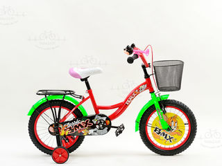 Biciclete fete/baieți cu virsta cuprinsa intre 4-6 ani.Oferte speciale
