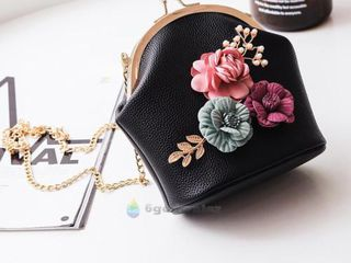 Новая черная сумочка 230 лей