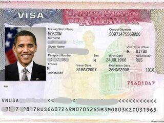 Заполнение анкеты (DS-160) для туристической визы в Америку. Запись на интервью в посольство США