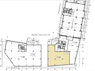 Сдаем офисную коммерческую площадь 225м2, 179m2 в центре по ул. Аврам Ианку!!