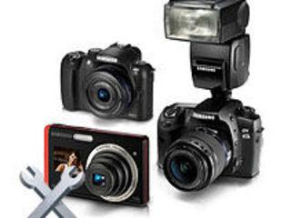 Ремонт фотоаппаратов - Reparatia Fotoaparatelor
