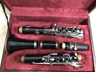 Clarinet Buffet Crampon E 11