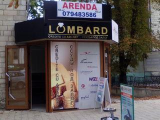 Arenda Orhei centru 60 m2