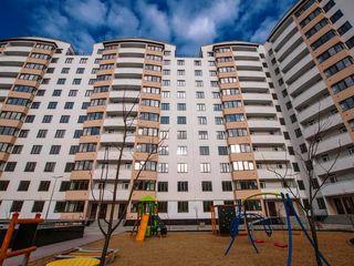 Apartament nou in Complexul locativ Exfactor, la Sculeanca