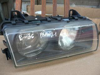 BMW E36 . Фара правая.