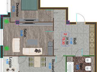 Urgent!!! apartament in complexul rezidential l.deleanu!!!