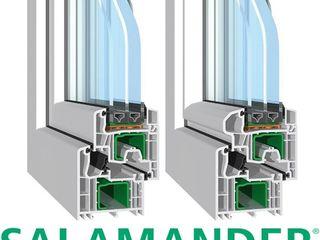 ferestre Salamander - calitativ si la pret accesibil