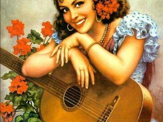 Эксклюзивные классические испанские гитары alvaro