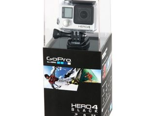 Gopro Hero4 Black камера + Battery BacPac (ABPAK-401) + 2 Новые аккумулятор мощностью 1160 мАч