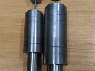 Продаю прессформу для изготовление техно-планктона на диаметр 29мм и на 39мм.