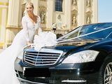 Wedding cars MERCEDES BENZ!