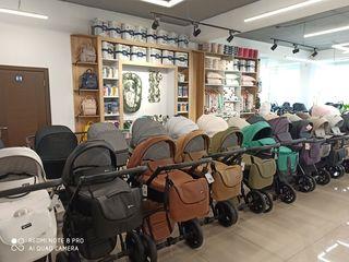 Детские коляски - коляски 3 в 1, 2 в 1, коляски для прогулок, автокресла для детей