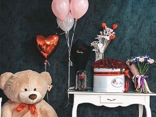 Flori, cadouri, baloane  cu livrare speciala pentru jumatea ta de sf. Valentin