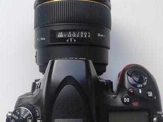 Nikon d750 + sigma 85 1.4