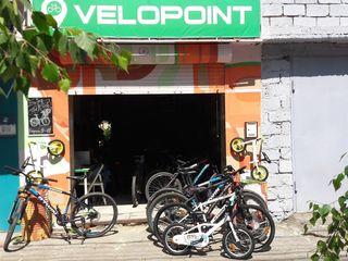 Biciclete in chirie in Chisinau Прокат велосипедов в центре Кишинева