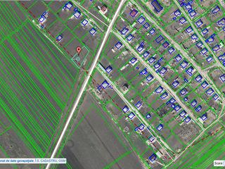Teren pentru constructie in satul Zaicana 12,6 ari (20 km de la Chisinau)