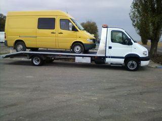 Renault Mascot Evacuator