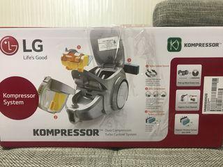 Aspirator cu container LG VK88504HUG Kompressor.Garantie oficiala de la Maximum 2 ani.