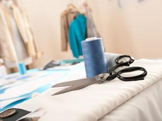 Ремонт, переделка, перекрой и пошив (изготовление) одежды