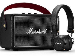 Marshall - новые наушники и колонки!