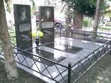 Памятники гранитные,чёрные,серые
