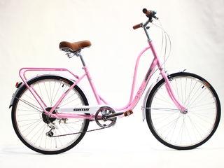 Biciclete cu viteze pentru doamne si domnisoare.shimano..posibil in rate cu 0% comision