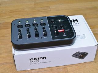 mixer Kustom PA4EX