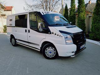 Ford Transit  6 locuri