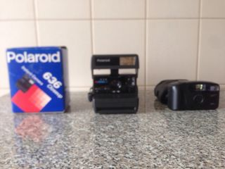 Продаётся фотоаппарат Polaroid 636 Close Up
