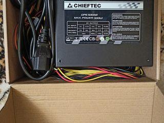 Продам новый блок питания Chieftec GPS-500A8 500W