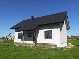 Новый дом с тремя комнатами за 23 000 евро