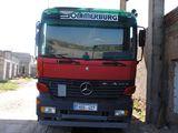 Mercedes Actros зерновоз
