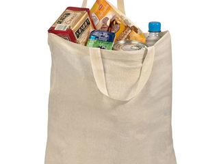 Тканевые сумки с логотипом для магазинов и торговых точек - оптом
