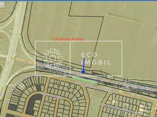 Vânzare lot de pământ vis-a-vis Arena Chisnau, str. Bucovina, 55 000€