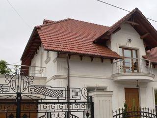 Se vinde superbă casă cu 3 nivele! Euroreparație! 260 m2! +6 ar, Durlești, str. Nicolae Testimițeanu