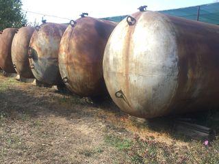 Продаём цистерны эмалированные тостолстенные 25.0 куб/м для воды, пищевых и химических продуктов