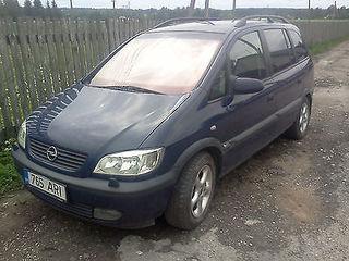 Opel zafira 1.6 cng. Заводской Метан 2.0dizel