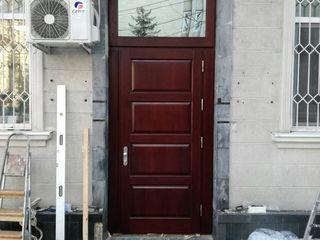 Usi de intrare din lemn/ usi de exterior din lemn/ двери входные/ парадные двери/ входные двери