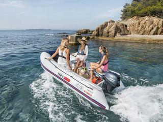 Надувная лодка Yamaha Sport YAM 310S