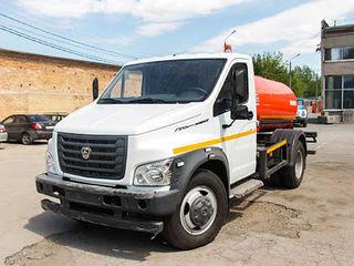 Новая вакуумная машина ГАЗ-САЗ-39014-12 - ГАЗон Next (некст) *в наличии на складе в Кишинёве