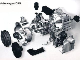 Ремонт DSG 6, DSG 7 Запчасти для DSG, замена сцепления