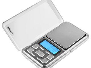 Точные электронные весы, предел 500гр, точность 0.01гр